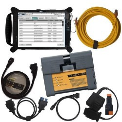 BMW ICOM A2+B+C (with 2017-12 Software) with EVG7 Diagnostic Controller Tablet PC 4GB DDR