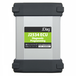 JDiag Elite J2534 ECU Diagnosis & Reprogramming Tool