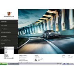HDD for Porsche Piwis tester II  V1800.150.500