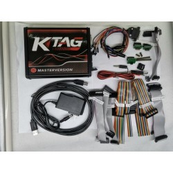 KTAG K-TAG FW v7.020 - SW v2.31 ECU Programming Tool Master Version
