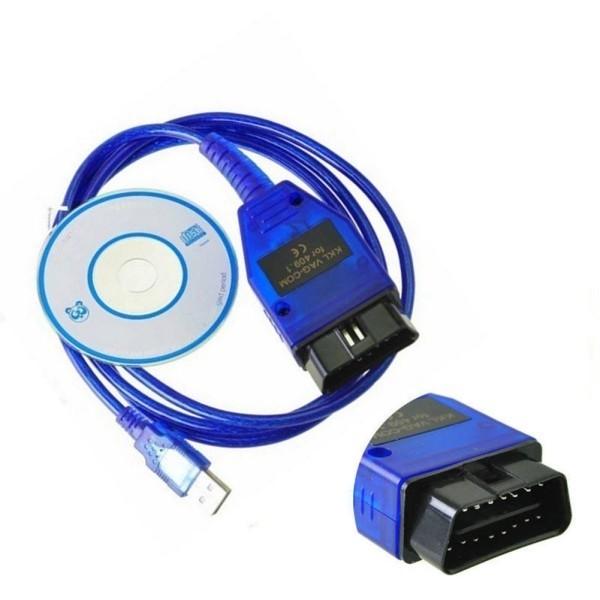 KKL VAG-COM 409.1 OBD II USB Cable