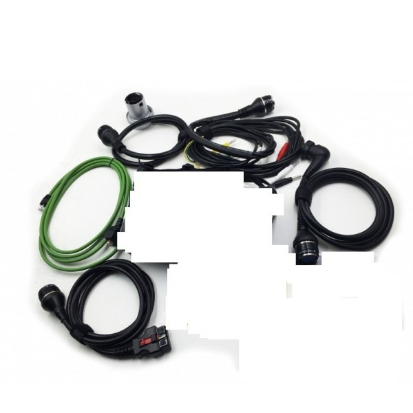 Full Cable Set of C4/C5 SD CONNECT