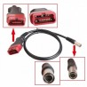 PIWIS II OBD2 and USB cable PIWIS cable for PORSCHE PIWIS II Tester