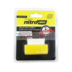 NitroOBD2 Benzine Chip Tuning Box Plug  and Drive