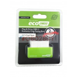 EcoOBD2 Benzine Chip Tuning Box Plug and Drive