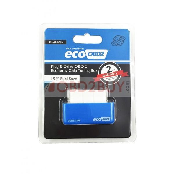 EcoOBD2 Diesel Chip Tuning Box Plug and Drive 10 pcs