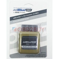 adBlueOBD2 MERCEDES BENZ adBlue/DEF and NOx Emulator via OBD2
