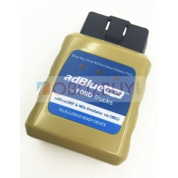 adBlueOBD2 FORD adBlue/DEF and NOx Emulator via OBD2