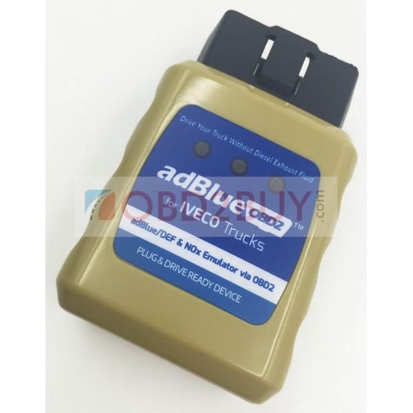 adBlueOBD2 IVECO adBlue/DEF and NOx Emulator via OBD2