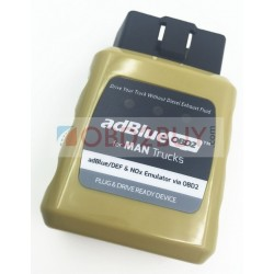 adBlueOBD2 MAN adBlue/DEF and NOx Emulator via OBD2