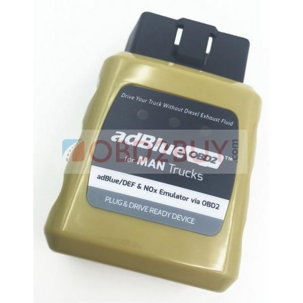 adBlueOBD2MAN adBlue/DEF and NOx Emulator via OBD2