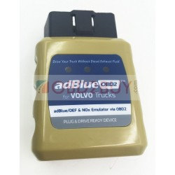 adBlueOBD2 VOLVO adBlue/DEF and NOx Emulator via OBD2