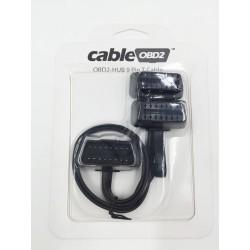 CableOBD2 (OBD2-HUB 9 Pin T Cable )