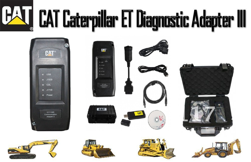 ET Diagnostic Adapter ET Communication Adapter III for CAT vehicles with wifi (latest software version V20145)_1.jpg